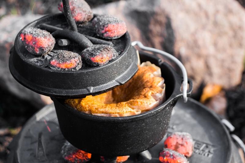 Outdoorküche: Kochen unabhängig von Strom – Gas – Benzin