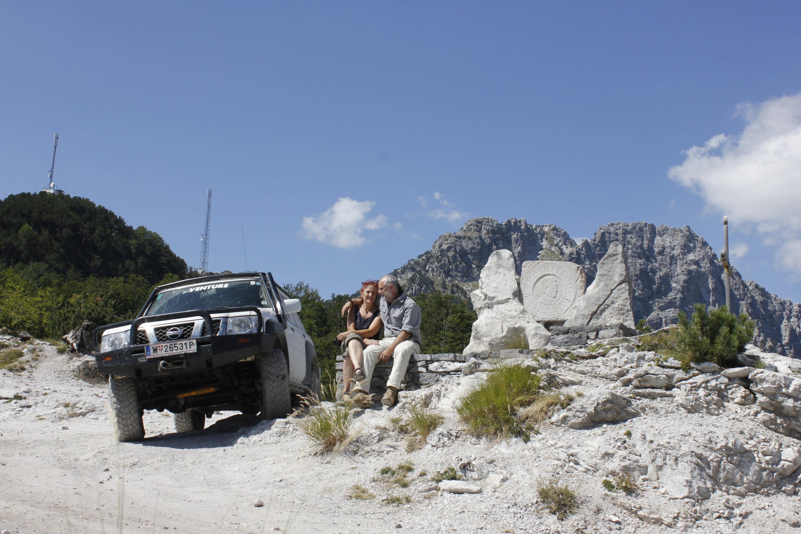 4x4 Abenteuerreise: Albanien so nah und doch so fremd 9