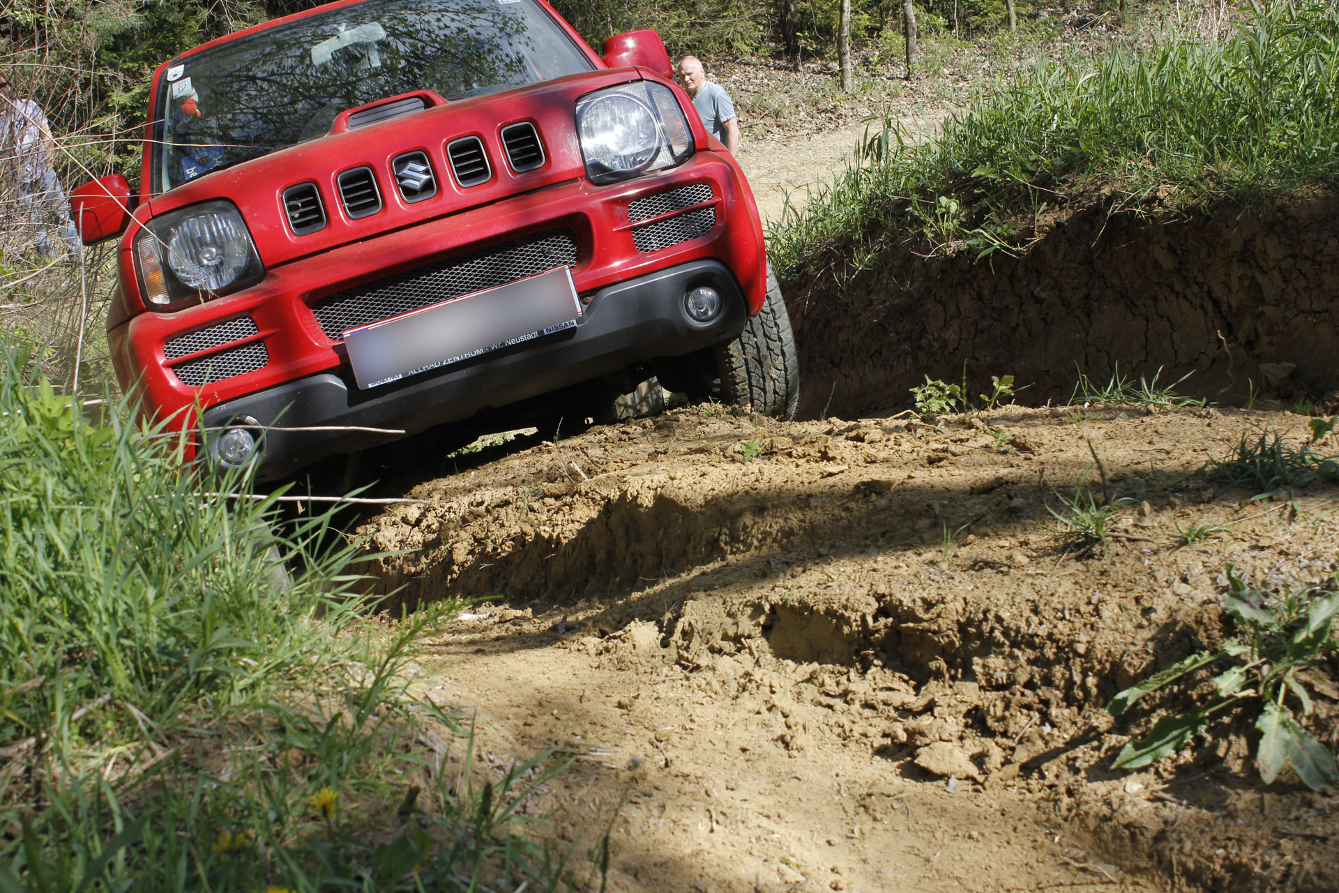 Offroad Basic Steilhang