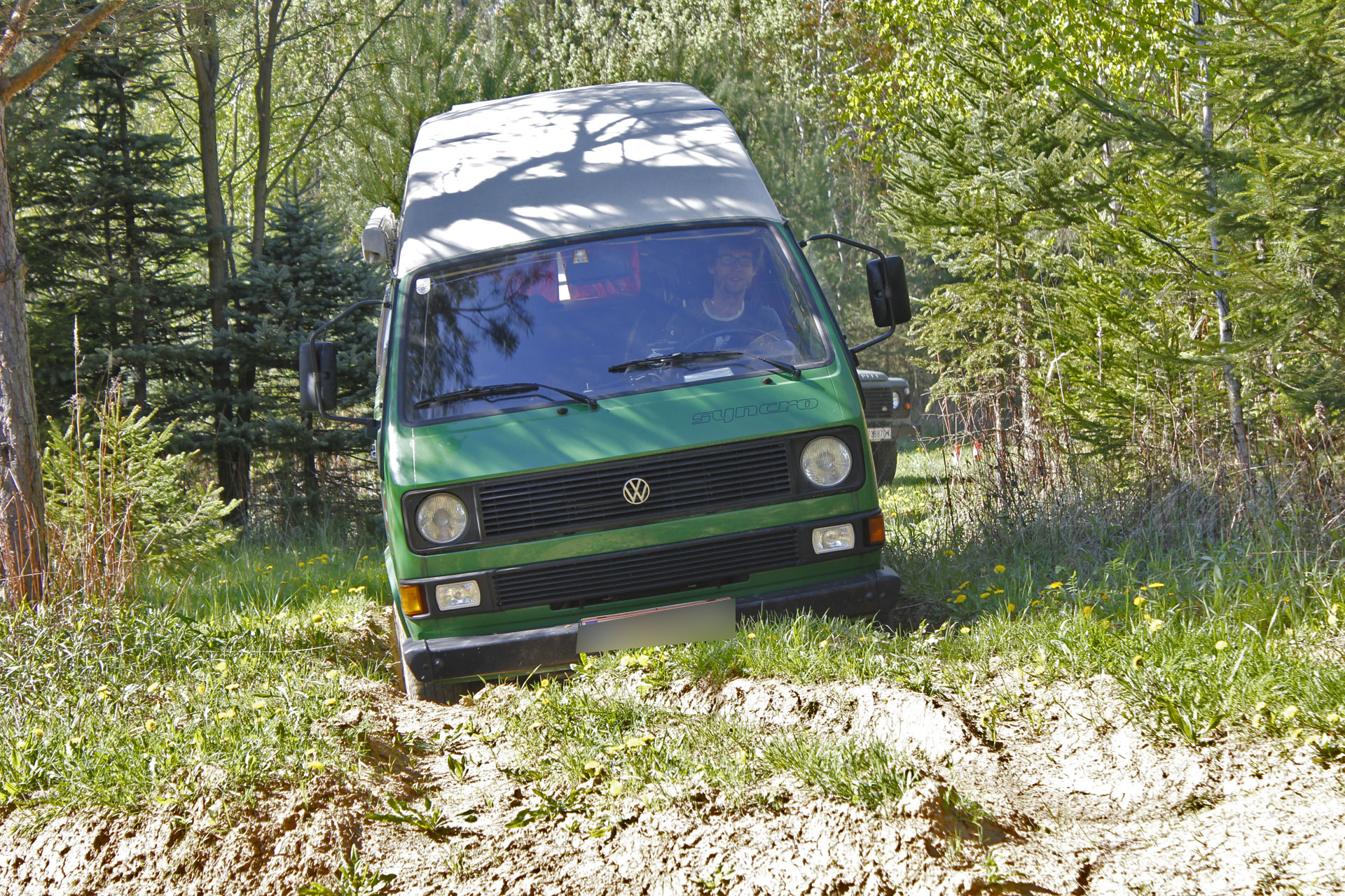 Offroad Basic Spurrille