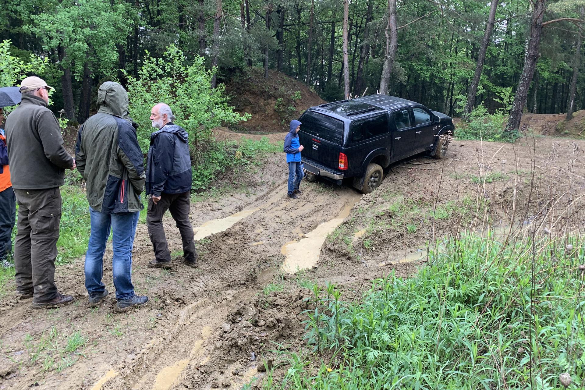 Offroad Basic Geländefahrt