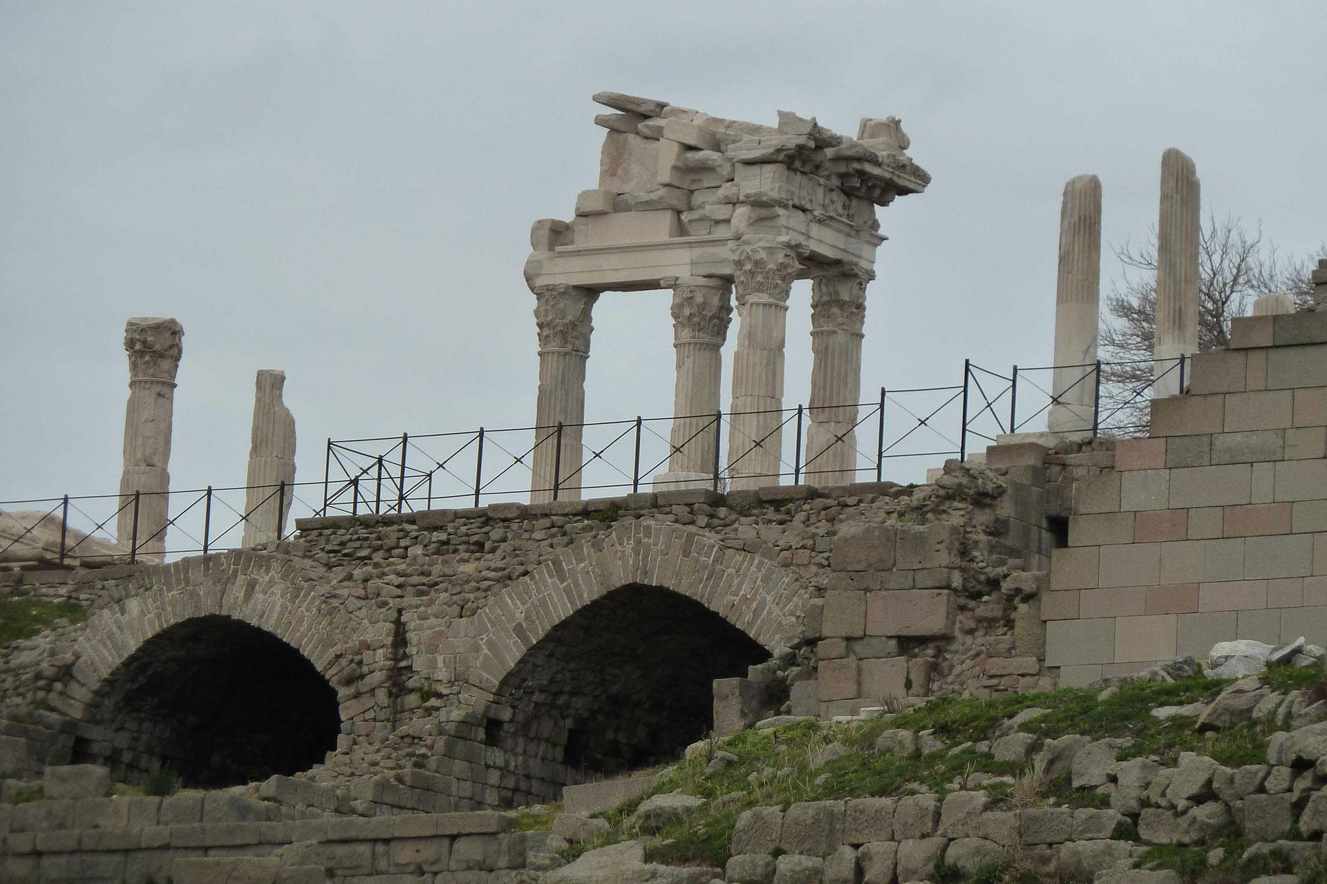 Pergamon Türkei