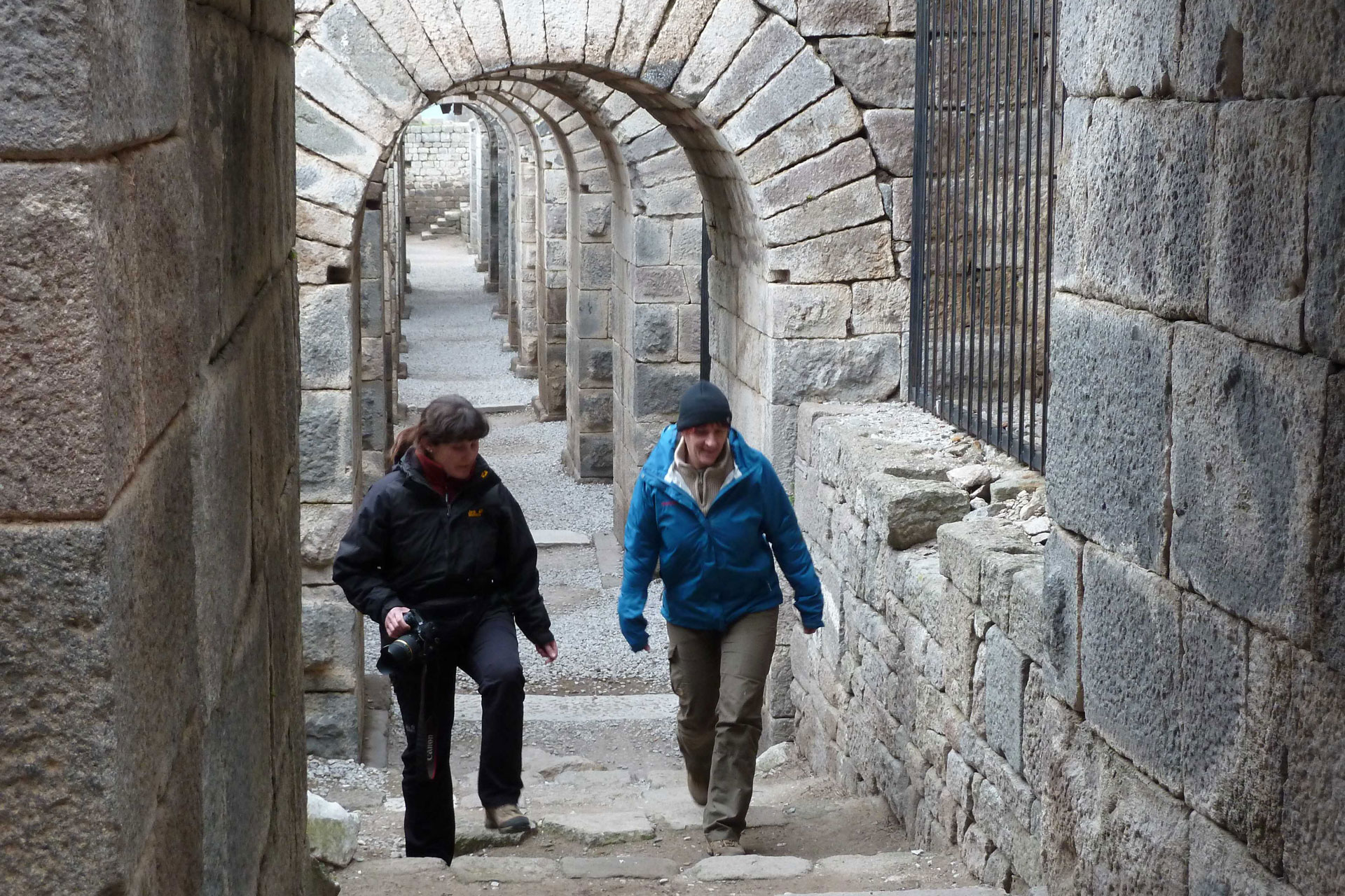 Tempel Pergamon Türkei