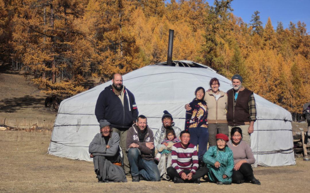 Kraftplätze der Mongolei – Teil 2