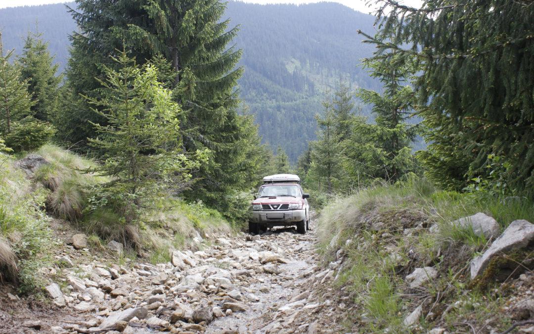 Offroad in Rumänien – Impressionen