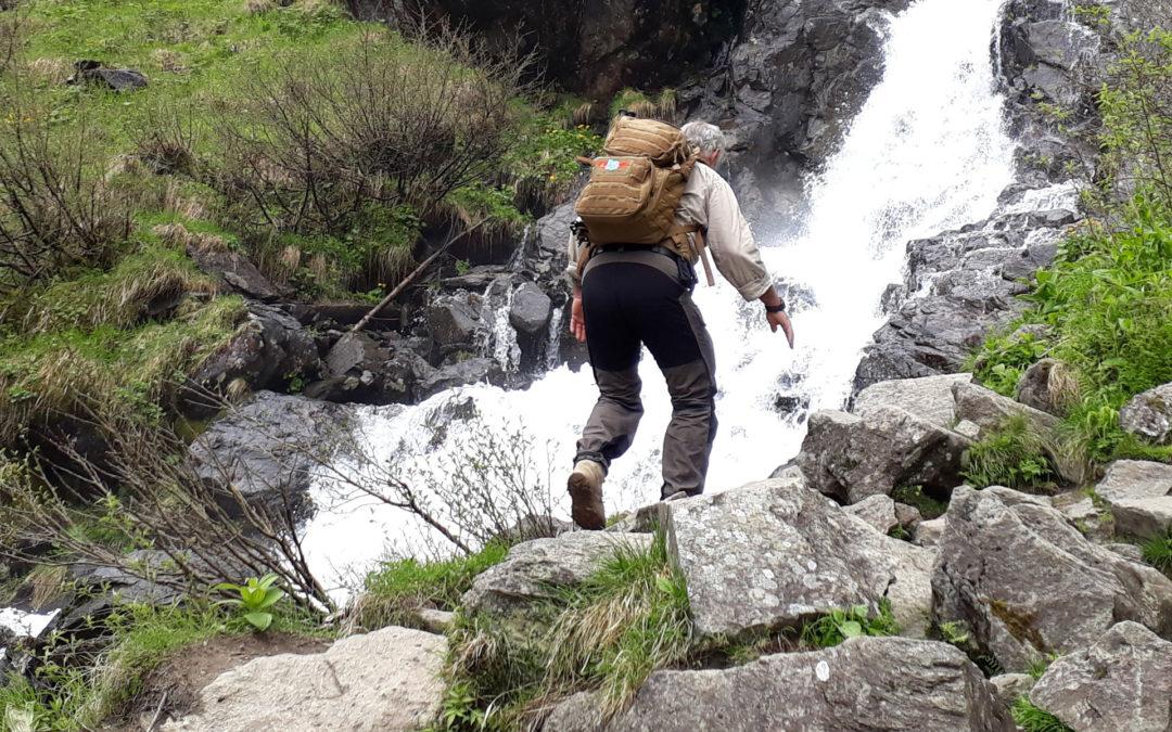 Wandern und der passende Rucksack