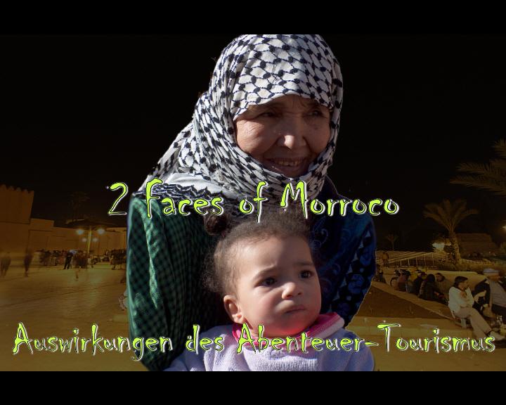 Abenteuerreise Marokko Vortrag