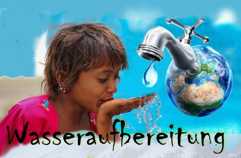 Infoabend Wasser-Aufbereitung