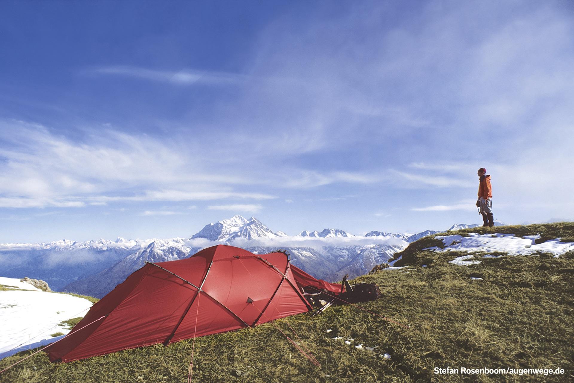 Welches Zelt Wofür 7