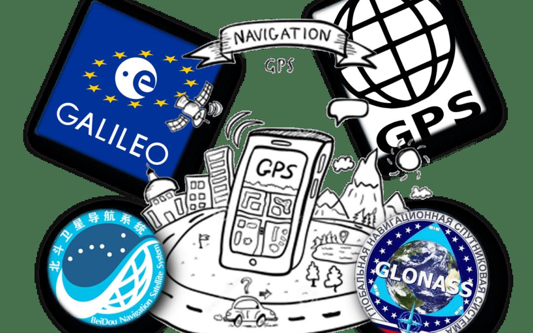Navigation – damals und heute