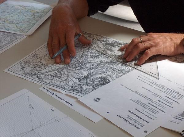 Navigation - damals und heute 1
